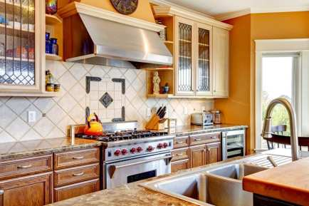 clean kitchen wall tiles for your next renovation