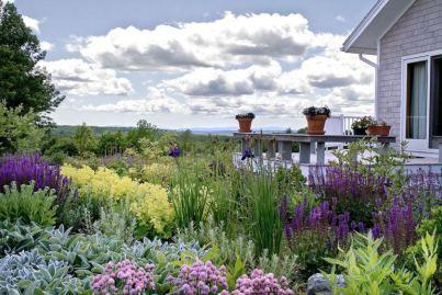Landscape Design Coastal Garden In