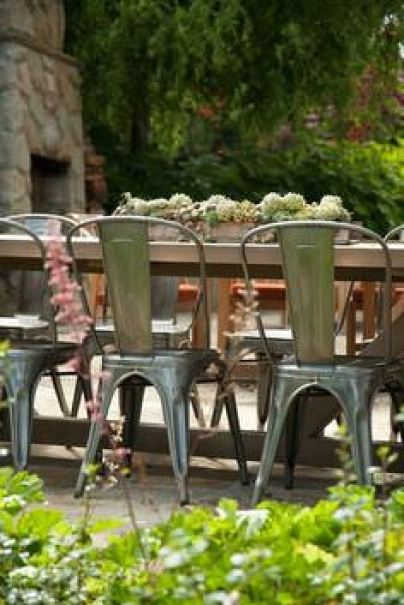 Patio Furniture and Ideas
