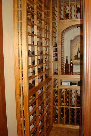 Residential Custom Wine Cellars