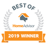 Diluzio Construction, Inc. is a Best of HomeAdvisor Award Winner
