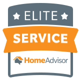 HomeAdvisor Elite Service Award - Benchmark Restoration & Cleaning