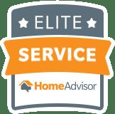 HomeAdvisor Elite Service Award - Jay-B & Group Services, LLC