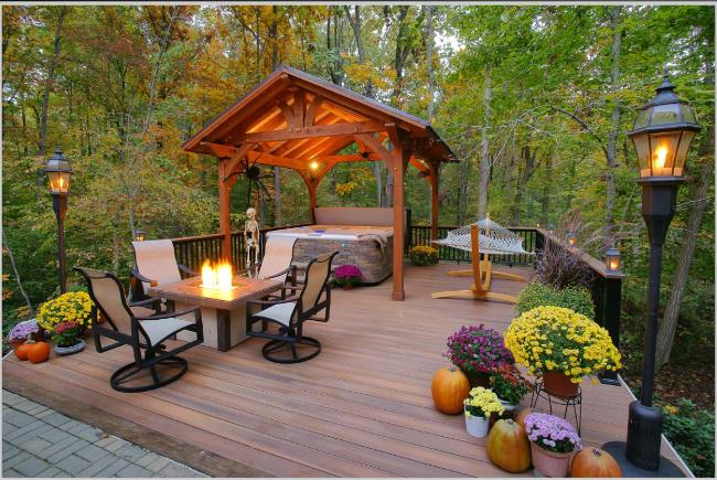 Deck Ideas Outdoor Living