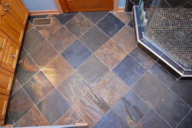 leveling a bathroom floor - steps and tips