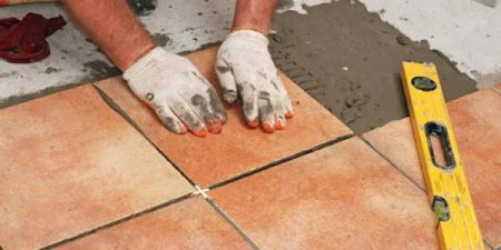 Floor Tile Installation   drying time  tips    local pros Floor tile is a very beautiful and classic way to spruce up a drab kitchen  or dull bathroom  It is not only pleasing to look at but also a durable
