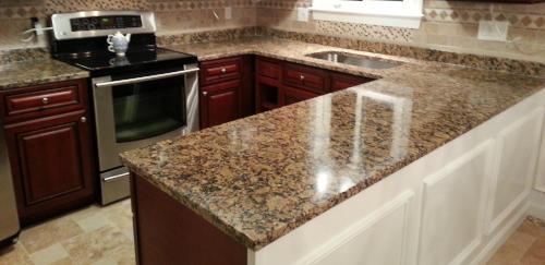 Granite Countertop Installers