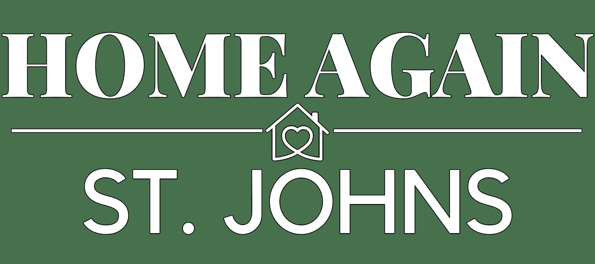 Home Again St. Johns