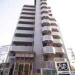 大阪ビジネスパーク、クリスタルタワー ツイン21のすぐ近くのウィークリーマンション