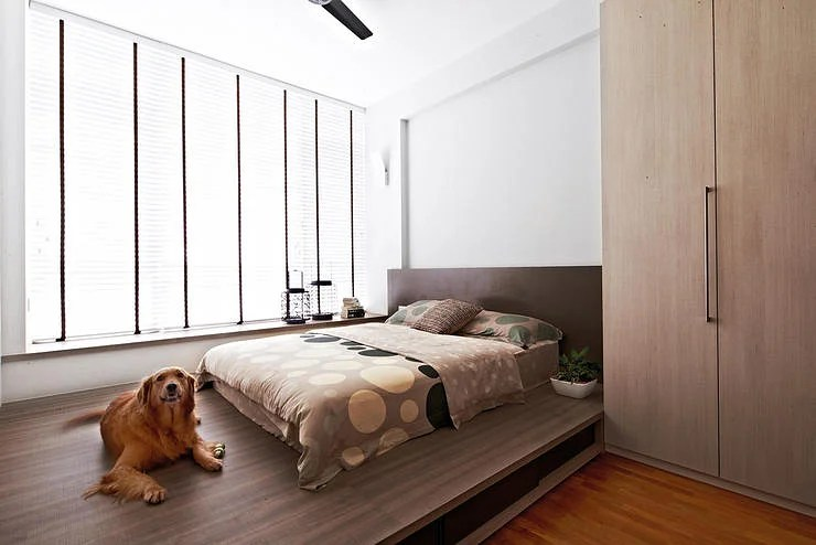 Never Thought Of Having A Platform Bed Heres Why You Should Home Amp Decor Singapore