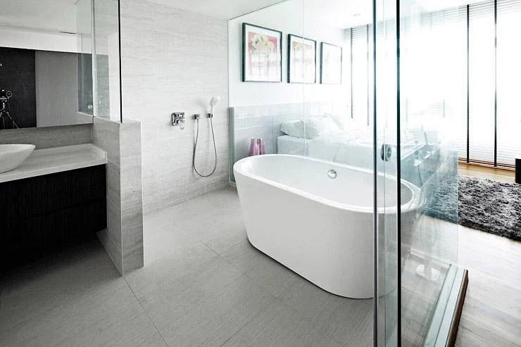8 Beautiful Open Concept Bathroom Designs Home Amp Decor