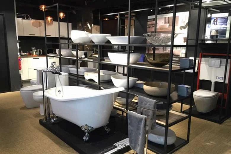 New Showroom For Locks And Bath Fittings In Ubi Home