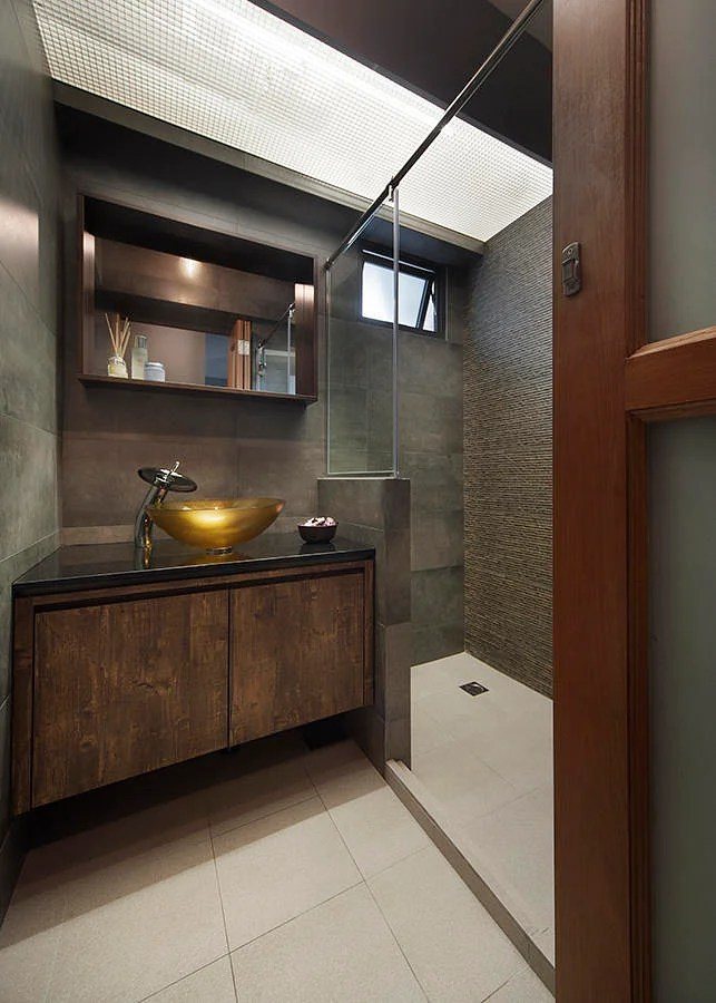 Bathroom Design Ideas 7 Simple Contemporary HDB Flat Bathroom Renos Home Amp Decor Singapore