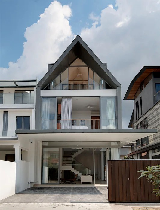 House Tour Two Storey Corner Terrace House In Serangoon With A Neutral Colour Palette And
