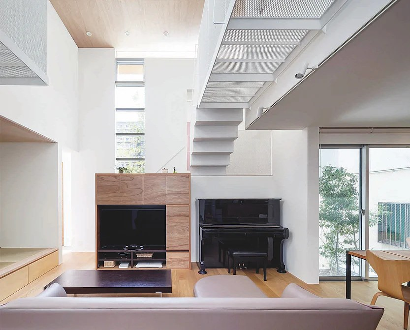 Interior Design Styles Japanese Style Homes Home