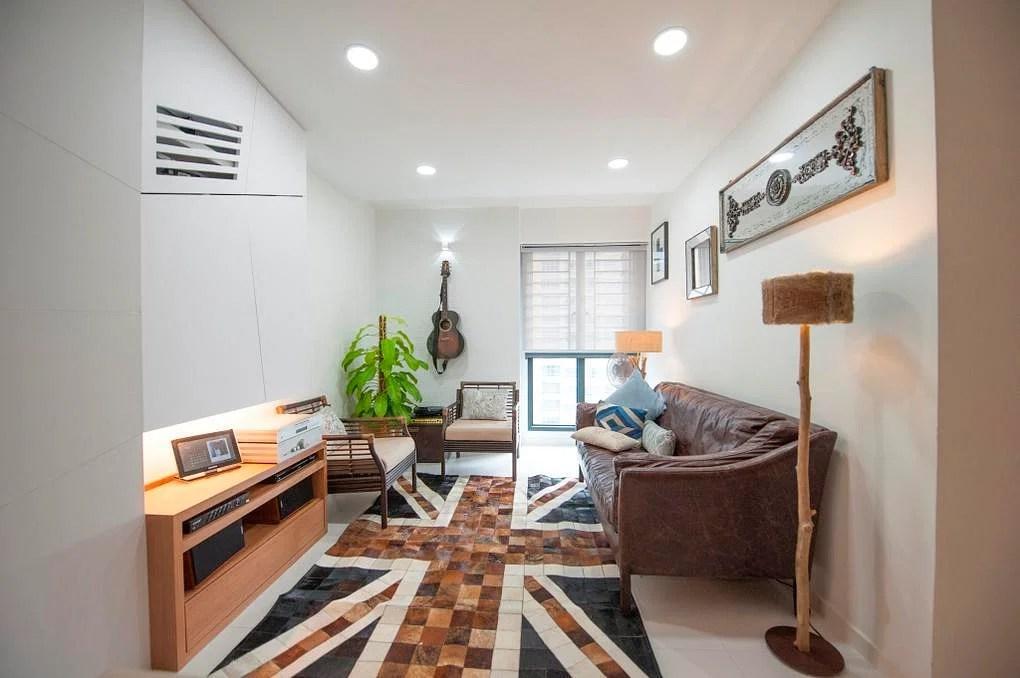 3 Room HDB BTO Interior Design Ideas From 3 Apartments
