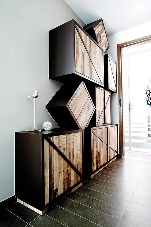 8 Smart And Cool Customised Built In Cabinets Home