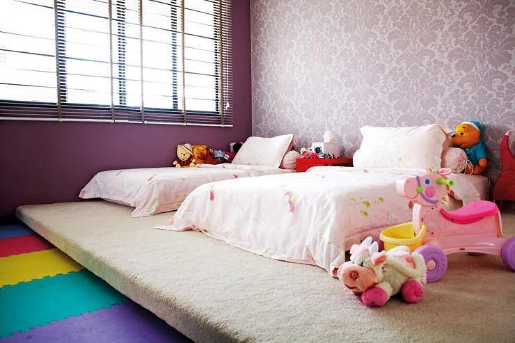7 Great Childrens Bedrooms In HDB Flats Home Amp Decor