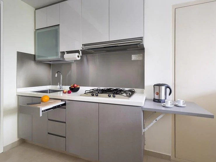 Small Eat Kitchen Designs
