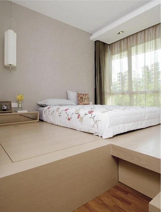 Bedroom Design Ideas 9 Simple And Stylish Platform Beds