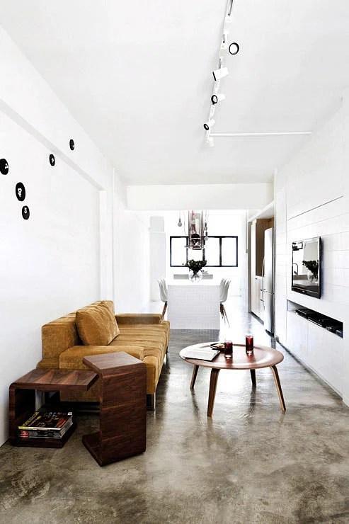 House Tour A Super Spacious Three Room HDB Flat Home
