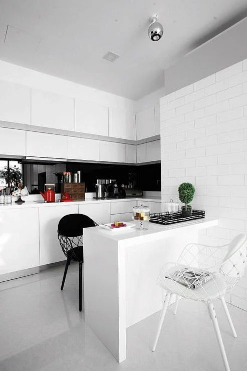10 Practical And Elegant Kitchens Home Amp Decor Singapore