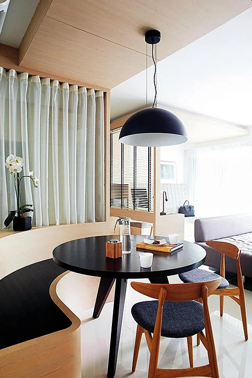 House Tour A Cosy Light Wood And White Condo Apartment