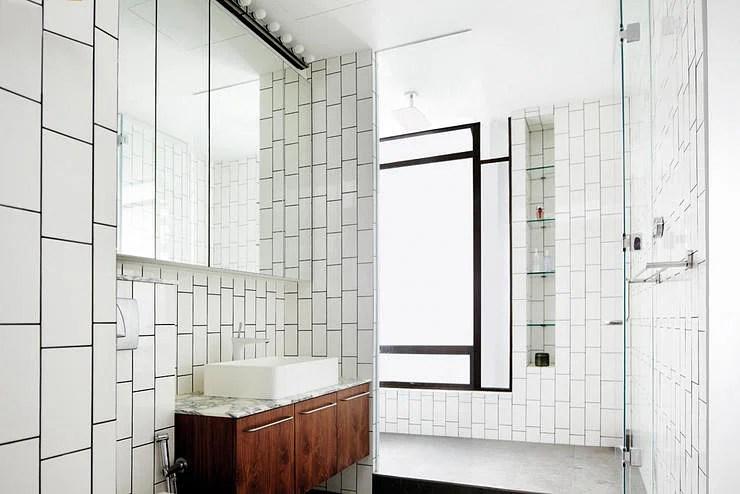 10 Fresh All White Design Ideas For Small Bathrooms Home