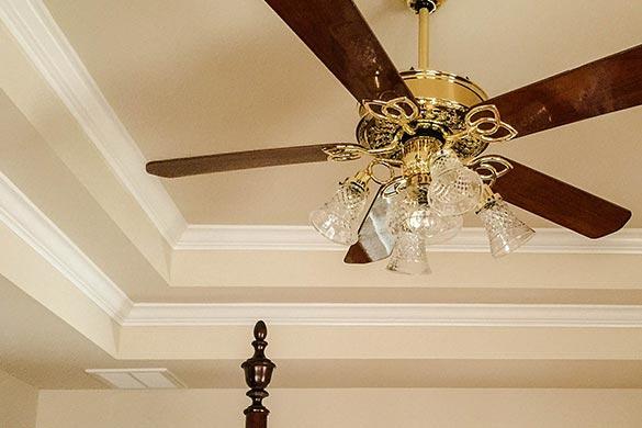 Interior design ideas crown molding