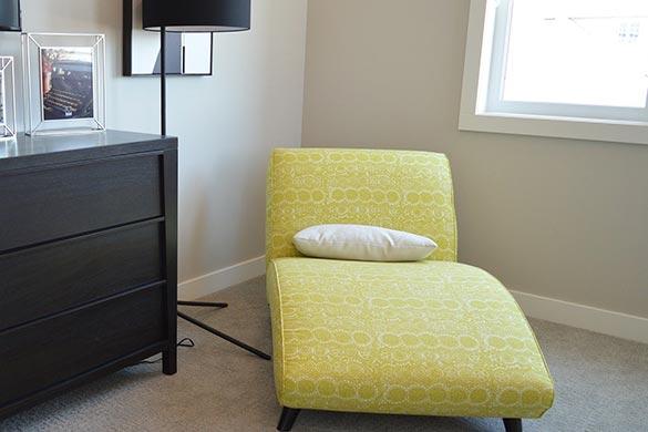 Interior design ideas for a reading nook