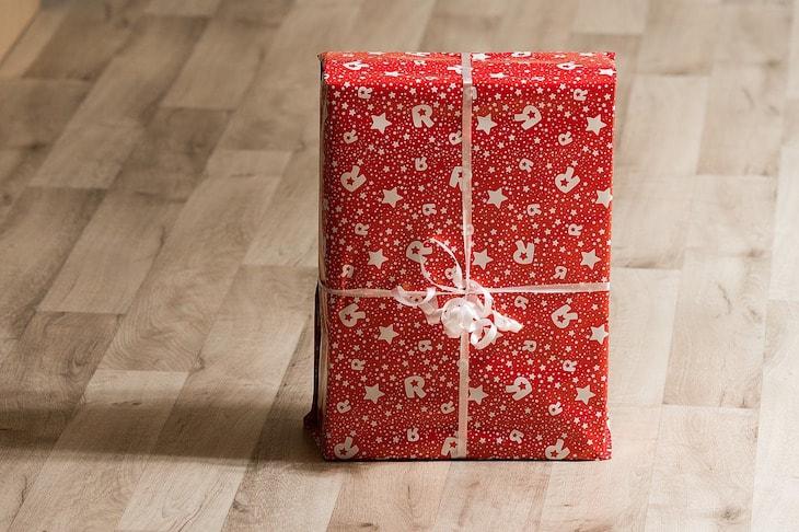 Blogger Gift Swap