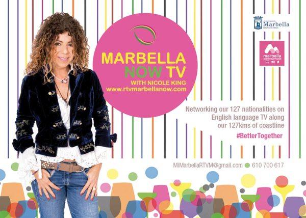 ENGLISH-LANGUAGE TV on RTV Marbella