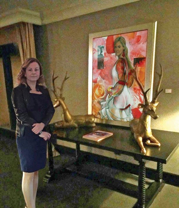 Celebrity Exhibition by Rita Martorell