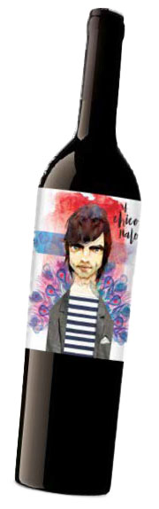 New Region, New Wines, New Labels