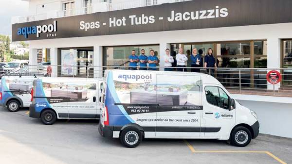 CONTINUING TO BRING QUALITY HOT TUBS TO THE COSTA DEL SOL - Home and Lifestyle Magazine