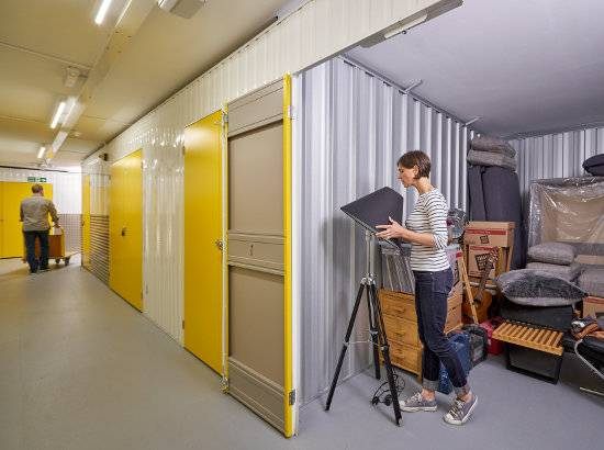 Why self-storage could be perfect for you!