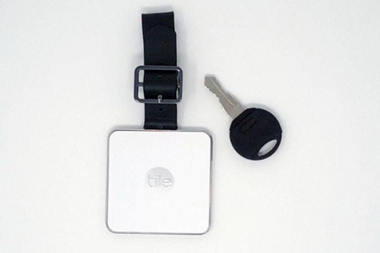 tile slim bluetooth tracker im test