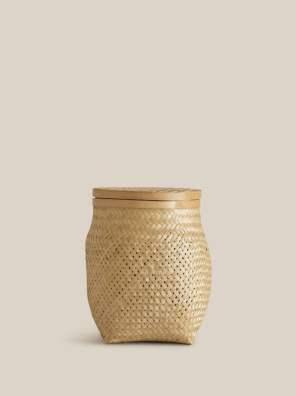 Malage Basket Natural S-0