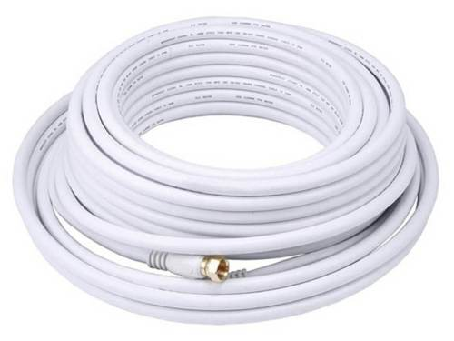30 Feet RG6 Coaxial Cable for HDTV Antenna-0