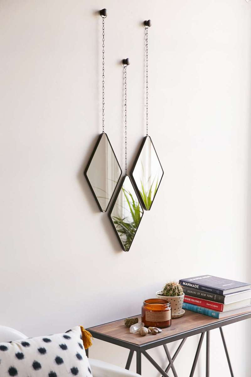 8 DIY IDEAS WITH IKEA LOTS MIRRORS