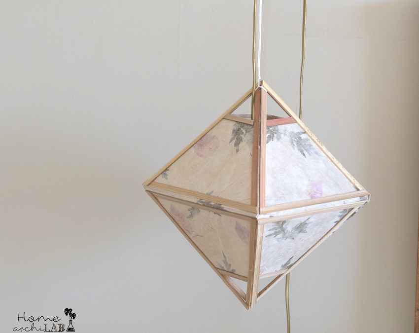 DIY LAMPS: FROM MYANMAR TO MY BEDROOM How incorporate travel memories in your home decoration