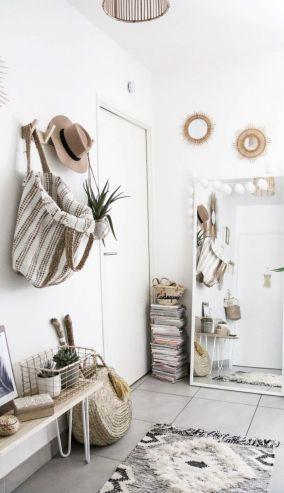 como decorar un recibidor