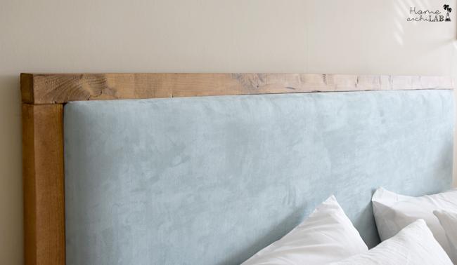 CABECERO TAPIZADO TRANSFORMADO CON DIY Cómo tapizar un cabecero. Idea de cabecero original y barata con posibilidades infinitas.