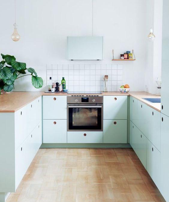 HABLEMOS DE COCINAS. PARTE I: TENDENCIAS 10 tendencias en cocinas: materiales, colores y accesorios