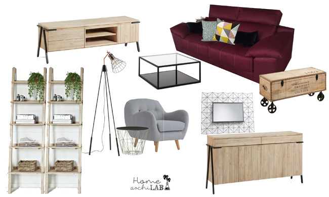 The decoration of MY LIVING ROOM: design How to organize the space and select the furniture and color palette