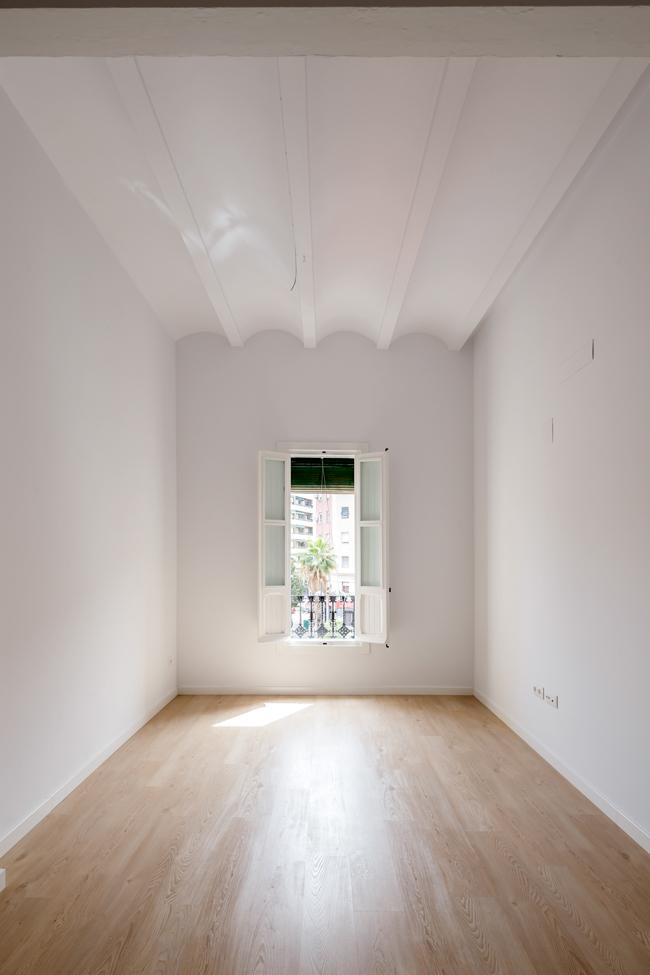 reformas de pisos antes y después