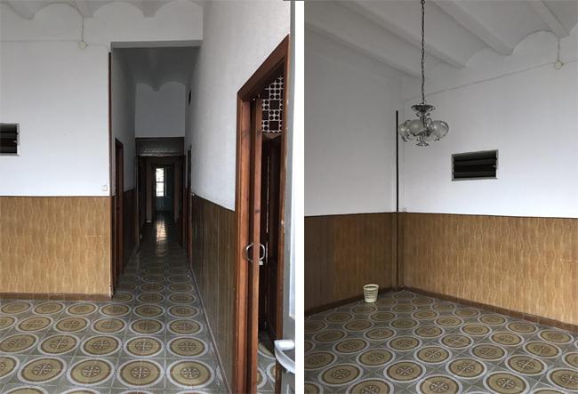 Antes y despues reforma piso antiguo con encanto home for Reforma piso antiguo