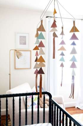 ideas para decorar habitación bebe