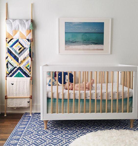 COMO DECORAR UNA HABITACION DE BEBE Claves e inspiraciones imprescindibles para un dormitorio de niño