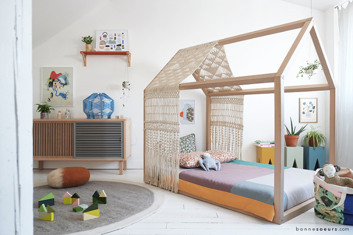 HOW TO DECORATE A BABY ROOM Keys and Unmissable Inspirations for a Child's Bedroom